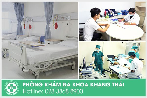 Mô hình khám chữa bệnh lý sạch sẽ, riêng tư tại Đa Khoa Khang Thái