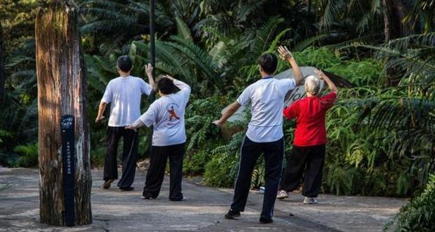Người Singapore chỉ mất vài phút đi bộ để tiếp cận các công viên thiên nhiên, rèn luyện sức khỏe
