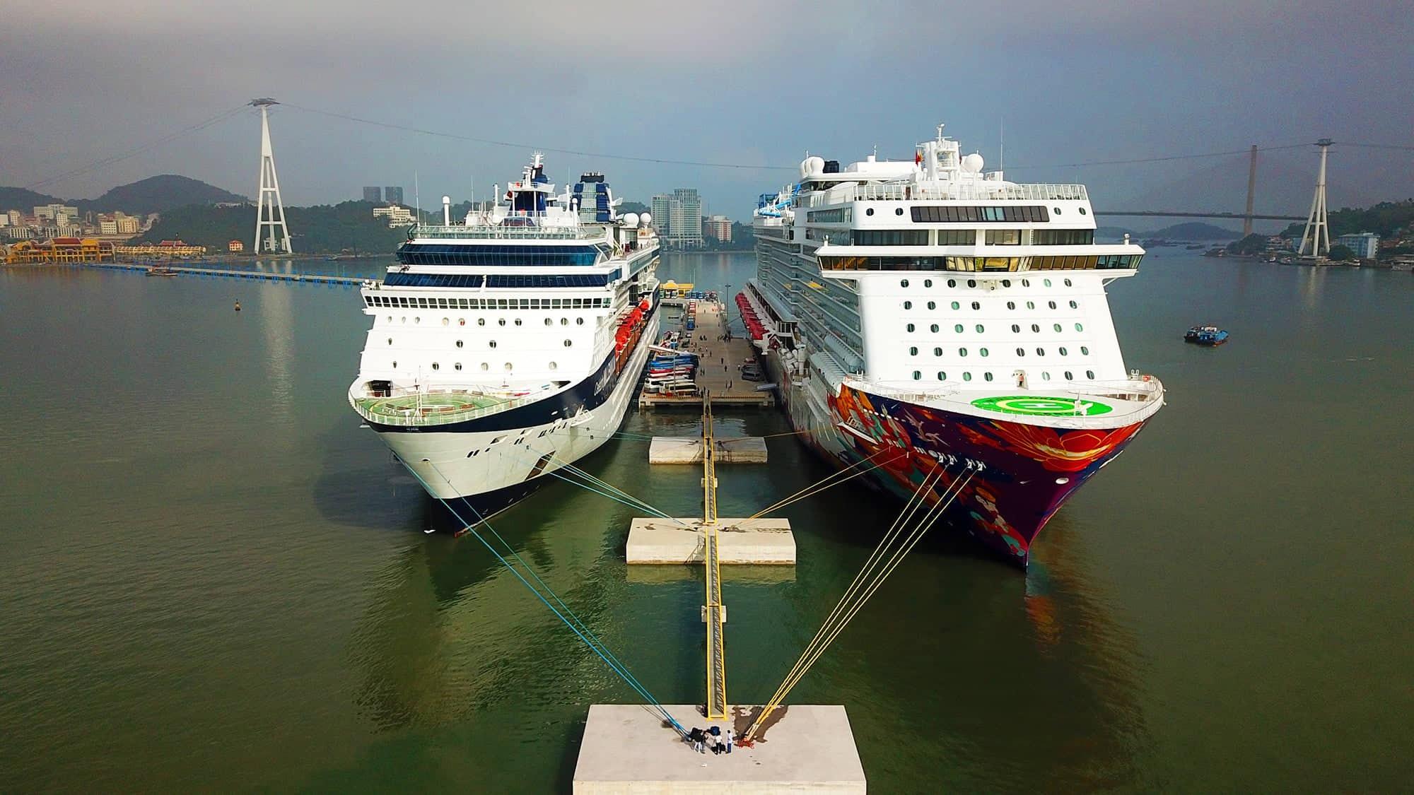 Thủ tướng nhấn nút khai trương cao tốc 12 nghìn tỉ Hạ Long- Vân Đồn và Cảng tàu khách du lịch quốc tế Hạ Long - Ảnh 5.