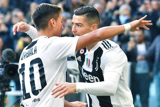 C.Ronaldo rực sáng, Juventus lập kỷ lục vĩ đại - Ảnh 1.