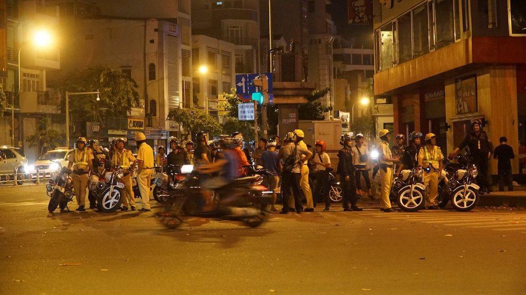 Công an TPHCM lập tổ công tác trấn áp tội phạm như 141 ở Hà Nội - Ảnh 3.
