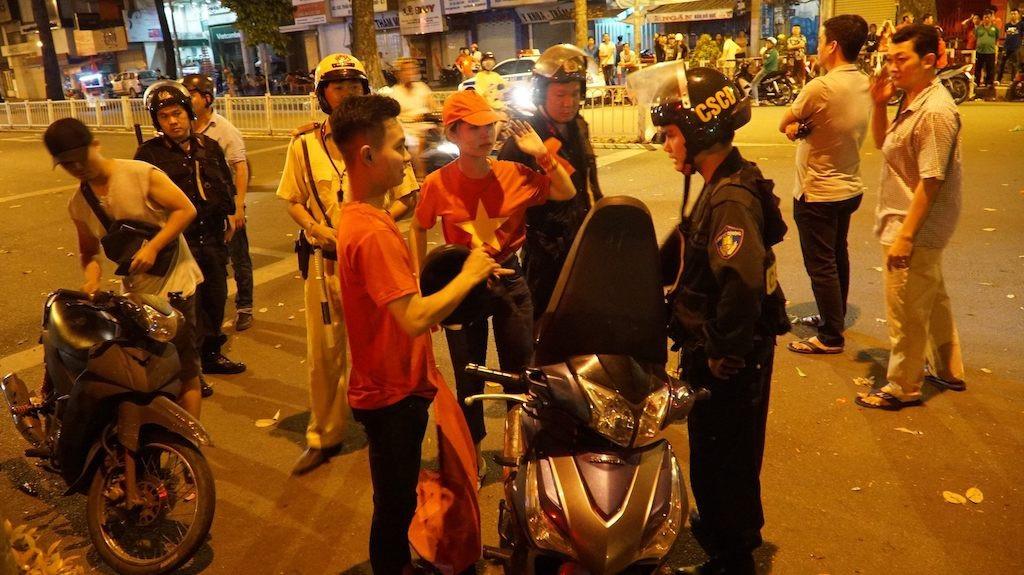 Công an TPHCM lập tổ công tác trấn áp tội phạm như 141 ở Hà Nội - Ảnh 4.