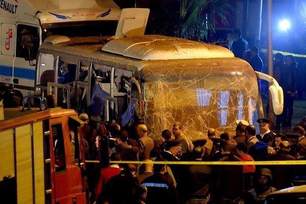 Vụ đánh bom tại Ai Cập: Cấp thị thực khẩn cho thân nhân người Việt bị nạn - Ảnh 1.
