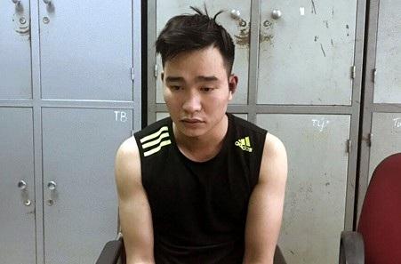Đối tượng Nguyễn Như Mạnh.
