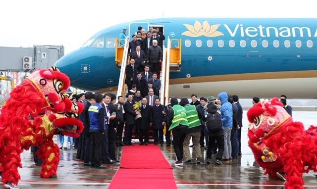 Thủ tướng phát lệnh khai trương sân bay quốc tế tư nhân đầu tiên Việt Nam - Ảnh 4.