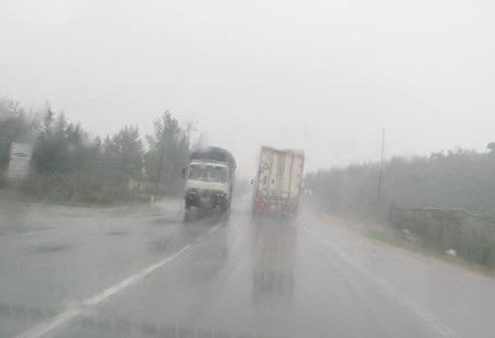 Kinh nghiệm lái xe đường sương mù - 3