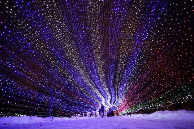 Chùm ảnh thế giới rộn ràng chuẩn bị đón năm mới  - Ảnh 14.