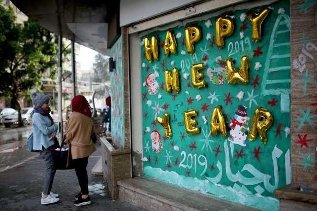 Chùm ảnh thế giới rộn ràng chuẩn bị đón năm mới  - Ảnh 17.