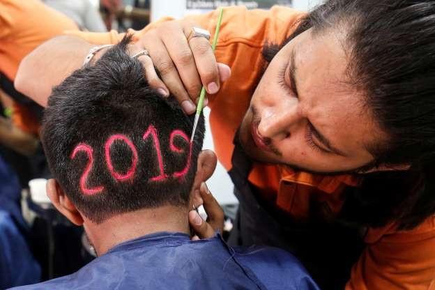 Chùm ảnh thế giới rộn ràng chuẩn bị đón năm mới  - Ảnh 10.