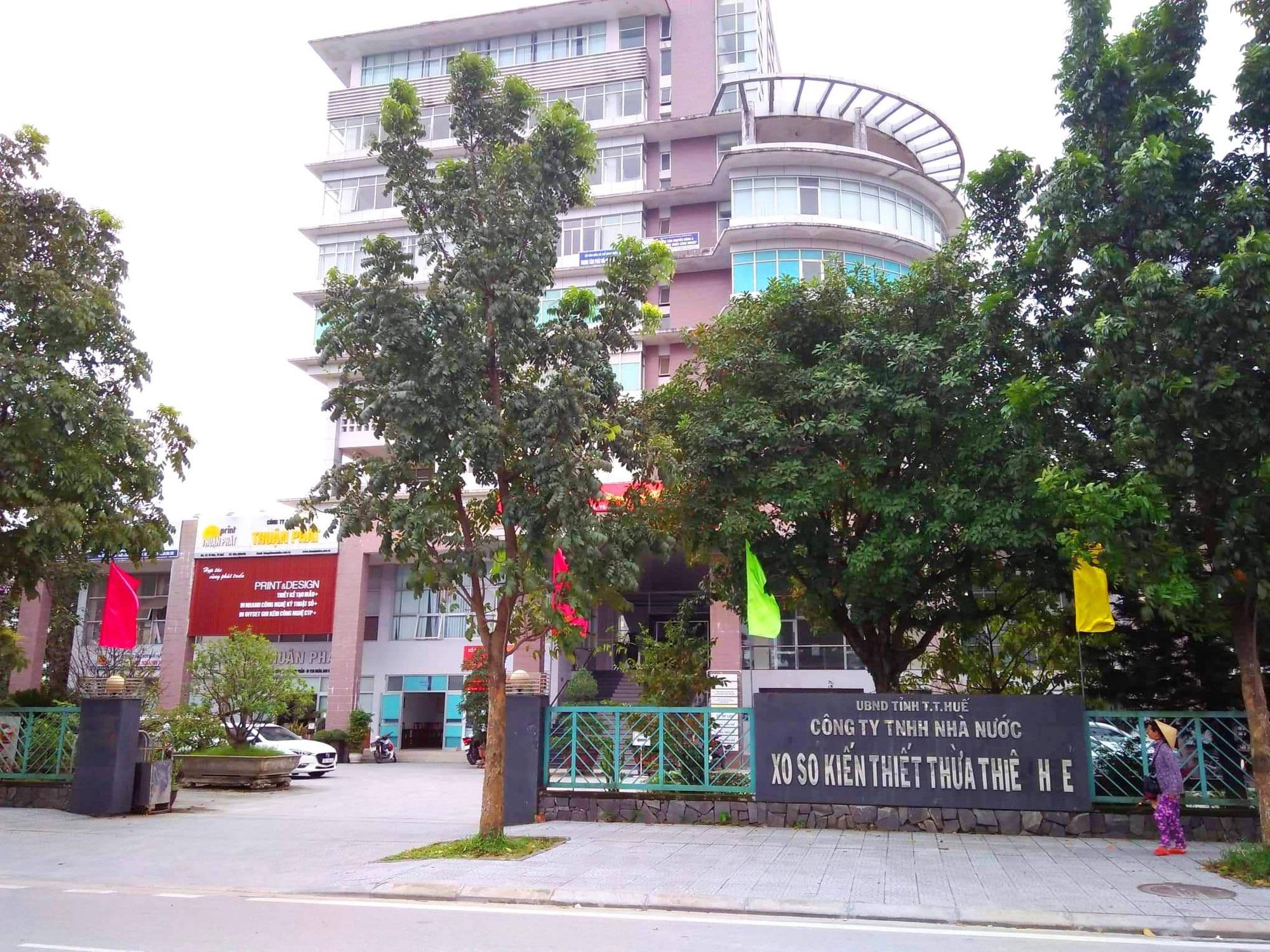 Nhiều sai phạm tại Công ty Xổ số kiến thiết Thừa Thiên Huế - Ảnh 1.