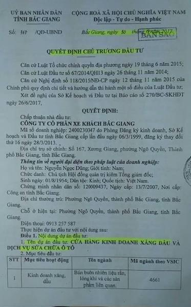 """Bắc Giang: Pháp luật đã thành """"trò đùa"""" sau cú """"bắt tay"""" của cán bộ và doanh nghiệp? - 1"""