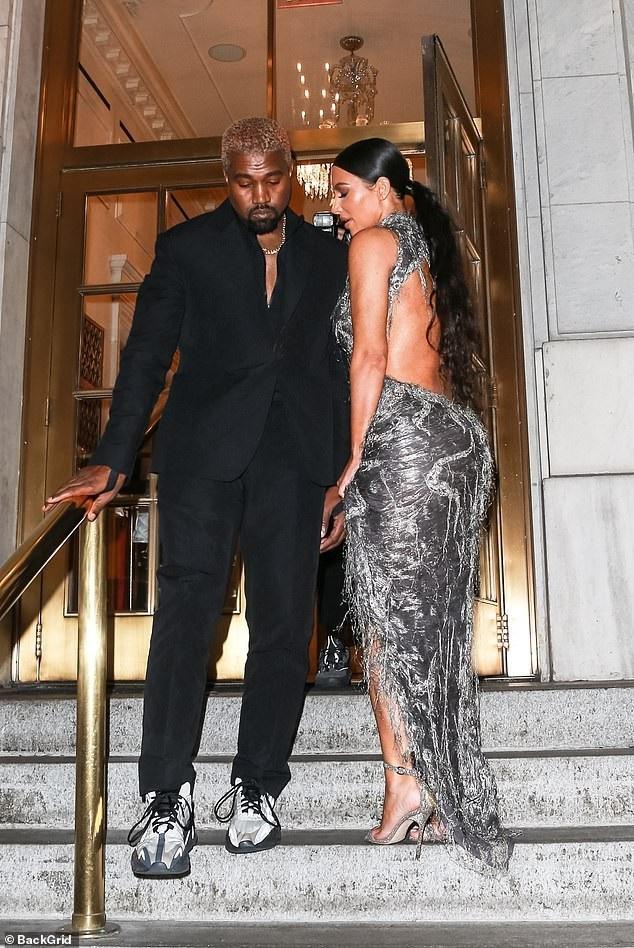 Đã có nhiều tin đồn rằng hôn nhân của Kim Kardashian và Kanye West đang rạn nứt