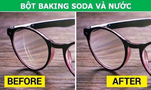 Chữa lành mắt kính bị xước với những công thức cực kỳ đơn giản - 1