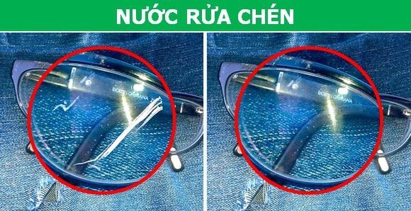 Chữa lành mắt kính bị xước với những công thức cực kỳ đơn giản - 6