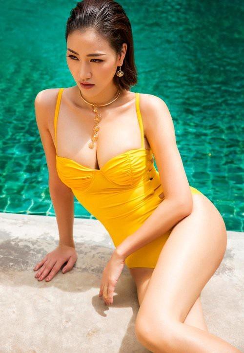 Người đẹp nóng bỏng của showbiz Việt chọn cho mình một ngã rẽ khác yên bình và không còn ồn ào khiến nhiều người bất ngờ.