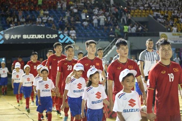 Đội tuyển Việt Nam đã vững vàng hơn sau khi được tôi rèn qua những thử thách lớn