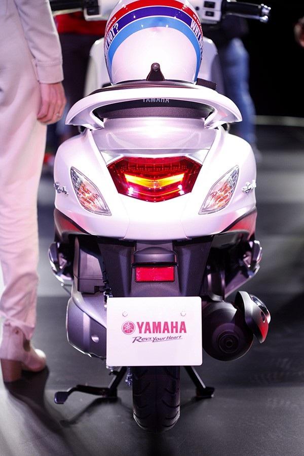 Yamaha Grande hybrid chính thức có mặt tại Việt Nam, giá từ 45,5 triệu đồng - 12
