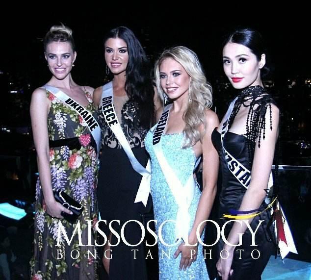 Cuộc thi Hoa hậu hoàn vũ 2018 có sự tham gia của 94 thí sinh đến từ khắp nơi trên thế giới. Thí sinh của cuộc thi Hoa hậu hoàn vũ đều sở hữu nhan sắc bốc lửa và gợi cảm.