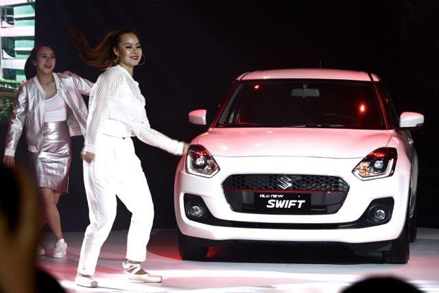 Suzuki Swift được nhập khẩu từ Thái Lan