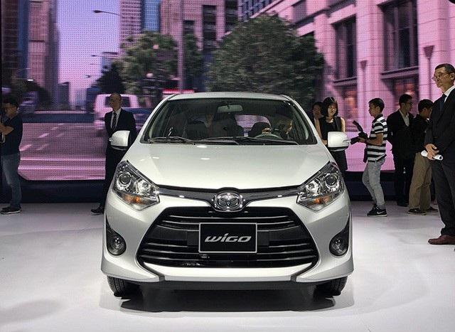 Toyota nhập khẩu Wigo về Việt Nam từ Indonesia