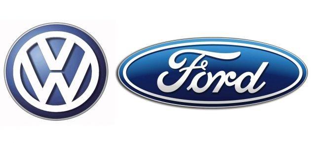 Ford và Volkswagen có thể lập liên minh sản xuất ô tô - 1