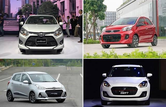 Grand i10, Morning, Wigo hay Swift - Cuộc chiến mới trên thị trường xe nhỏ - 1