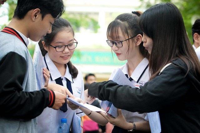 Đề thi sẽ phân hóa tốt hơn giữa nhóm học sinh trung bình khá và giỏi.