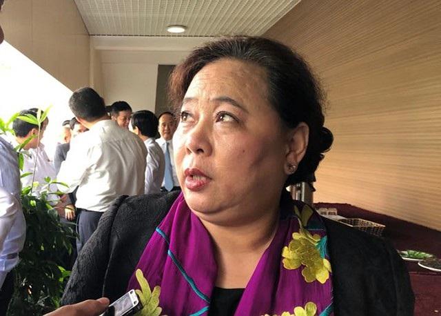 Bà Nguyễn Thị Bích Ngọc - Chủ tịch HĐND TP Hà Nội