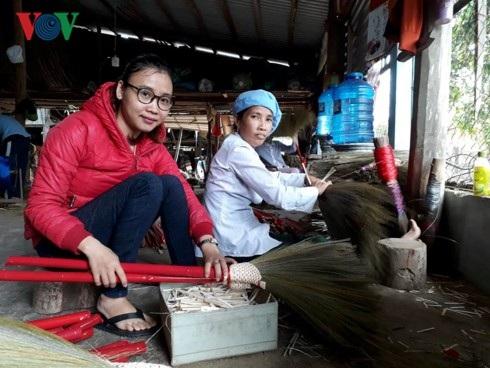 Ông Nguyễn Nhất Tuấn đã tạo việc làm cho nhiều lao động với mức thu nhập ổn định.