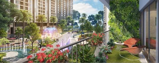 Imperia Sky Garden có rất nhiều ưu đãi dịp cuối năm dành cho khách mua căn hộ