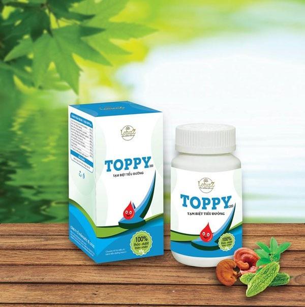 Quảng cáo sản phẩm thực phẩm bảo vệ sức khỏe Thảo dược Toppy gây hiểu lầm có tác dụng như thuốc chữa bệnh, công ty Cổ phần Quốc tế Lotuzz bị phạt tới 50 triệu đồng.