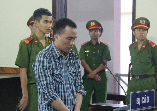Phan Đình Quân bị TAND tỉnh Hà Tĩnh tuyên phạt 12 năm tù giam tại phiên tòa sơ thẩm ngày 19/11/2018.