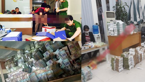 Đường dây đánh bạc với số tiền thu được đến hàng nghìn tỷ đồng hoạt động trong một thời gian dài được xác định là do có sự bảo kê, hậu thuẫn của nhiều tướng lĩnh công an cấp cao