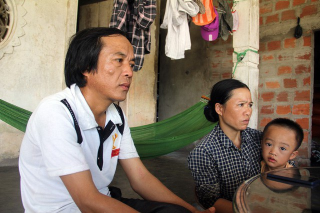 Ông Hoàng Mạnh Hùng cho rằng, mức bồi thường dân sự mà Tòa án cấp sơ thẩm đã tuyên đối với bị cáo Phan Đình Quân là chưa tương xứng với mức độ hậu quả mà bị cáo đã gây ra cả về vật chất lẫn tinh thần cho gia đình ông.