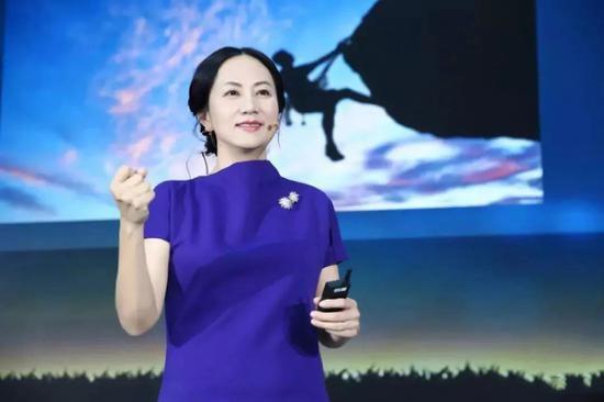 Bà Mạnh Vãn Chu (Ảnh: JQK News)