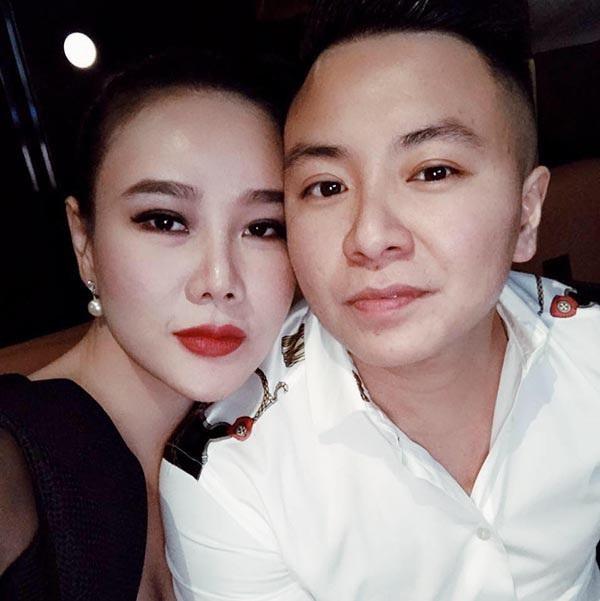 Dương Yến Ngọc và bạn trai kém cô 8 tuổi - Ken, cả hai chia tay sau thời gian yêu đương với những phát ngôn ồn ào, không hay về đối phương.