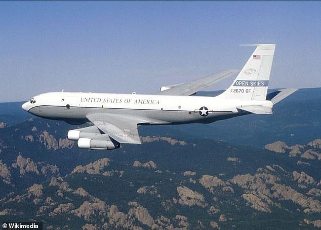 Máy bay OC-135 của Mỹ (Ảnh: Wikimedia)