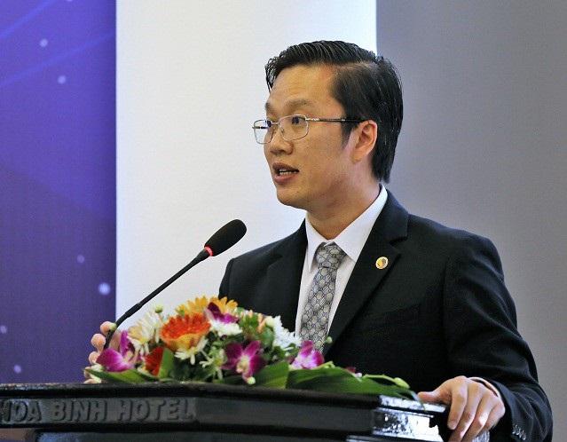 Phó Tổng cục trưởng Tổng cục Tiêu chuẩn Đo lường Chất lượng ông Hà Minh Hiệp