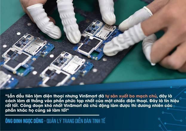 Chuyên gia công nghệ nói gì về điện thoại Vsmart? - 2