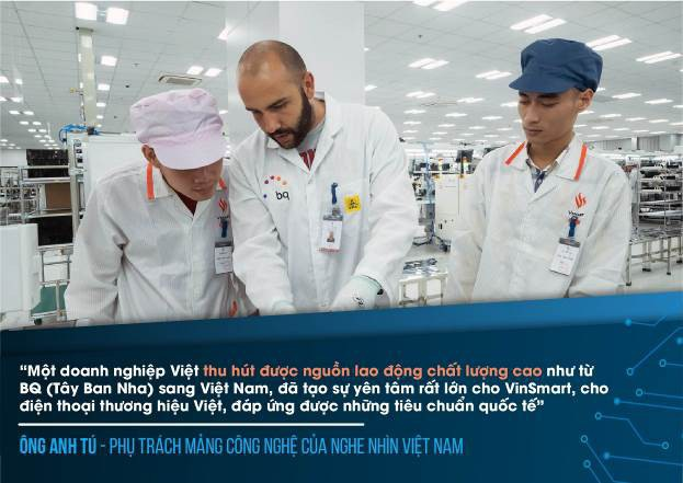 Chuyên gia công nghệ nói gì về điện thoại Vsmart? - 3