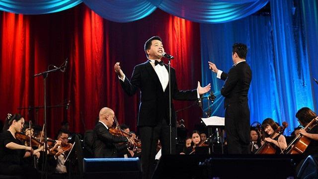Nghệ sĩ Đăng Dương sẽ có tiết mục đặc biệt với tốp ca thiếu nhi mở màn chương trình.