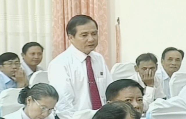 Đại biểu Nguyễn Sơn Ca: Tiếng ồn ảnh hưởng rất lớn đến đời sống, sinh hoạt của người dân...