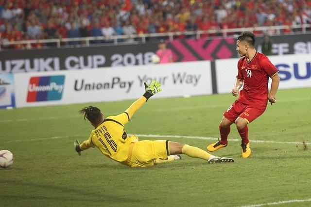 Quang Hải là cầu thủ hay nhất của AFF Cup 2018