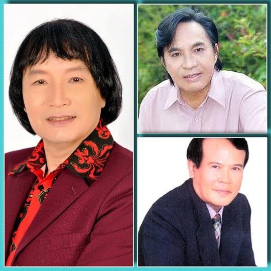 Hồ sơ của các nghệ sĩ cải lương: Minh Vương, Thanh Tuấn và Giang Châu đã được thông qua ở Hội đồng cấp Nhà nước.