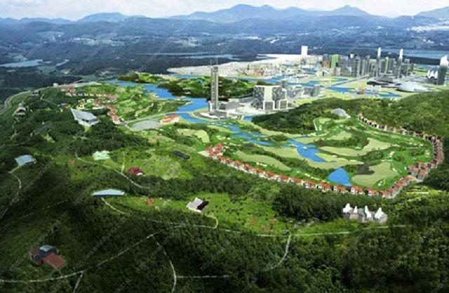 Dự án Dream City bị khai tử sau 8 năm dậm chân tại chỗ. (ảnh minh hoạ)