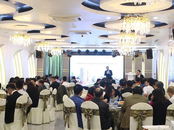 Lễ mở bán Dự án King Palace 108 Nguyễn Trãi, Hà Nội nhận được sự quan tâm rất lớn của thị trường Hải Phòng