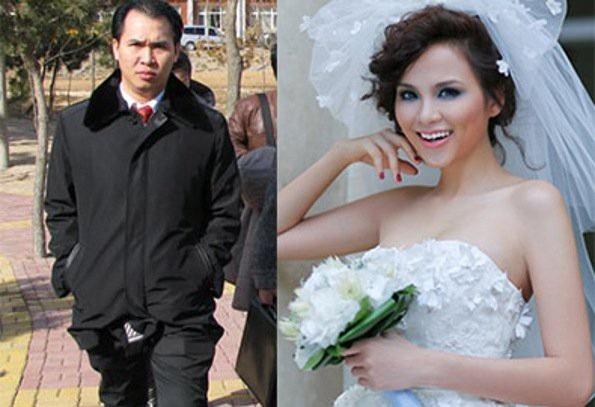 Ông Đinh Trường Chinh và hoa hậu Diễm Hương từng kết hôn vào năm 2011 và sau đó ly hôn năm 2014