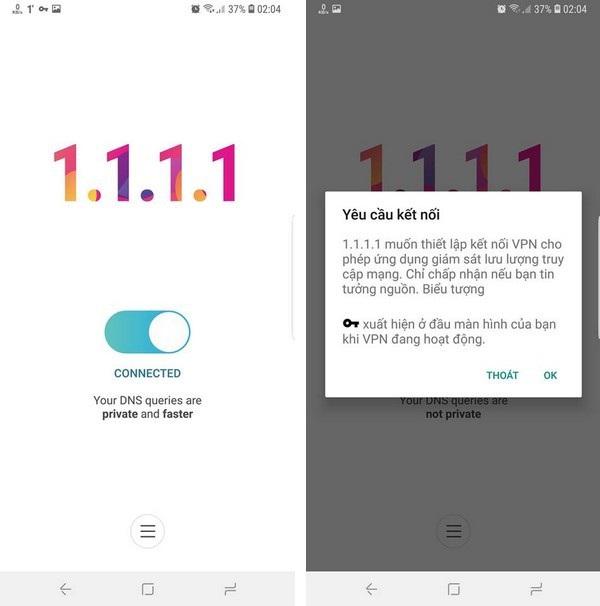 Thủ thuật đơn giản giúp truy cập Internet nhanh và an toàn hơn trên smartphone - 2