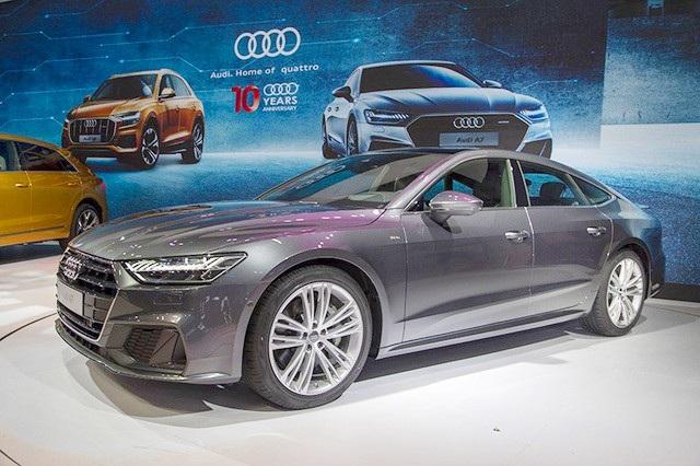 Các dòng xe từ Đức đã bắt đầu thông quan , hứa hẹn nhiều mẫu xe mới có mặt tại Việt Nam, chấm dứt tình trạng khan hiếm như suốt từ đầu năm 2018.