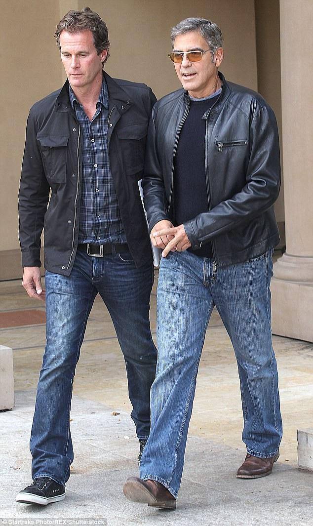 Rande và George.